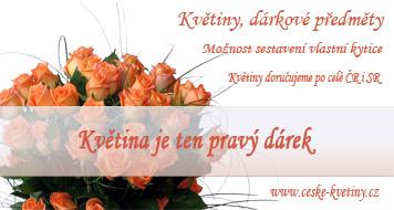 České květiny - online